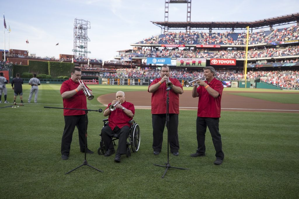 Phillies National Anthem